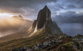 Картинка Норвегия, Norway, Senja, Сенья