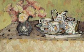 Картинка картина, Натюрморт, Анри Оттманн, Henri Ottmann