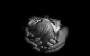 Картинка руки, ребёнок, жизнь