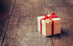 Картинка подарок, Праздник, бант