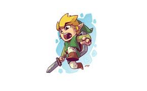 Картинка Nintendo, Zelda, Derek Laufman