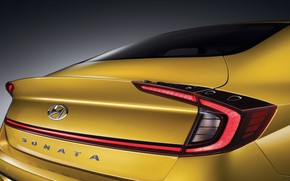 Картинка Hyundai, Sonata, 2020