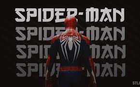 Картинка Spider-Man, Человек-Паук, Spider-Man (PS4), Комиксы Marvel
