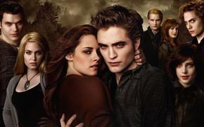 Картинка семья, вампиры, Сумерки, The Twilight