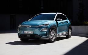 Картинка Hyundai, Electric, Kona, 2019