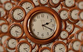 Картинка время, стрелки, часы, циферблат