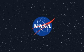 Картинка space, nasa, nasa logo