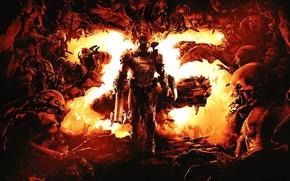 Картинка game, Bethesda Softworks, id Software, Doom eternal