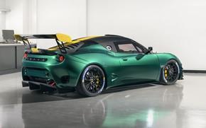 Картинка Concept, Lotus, Evora, GT4, 2019