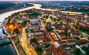Картинка night, Lietuva, Kaunas
