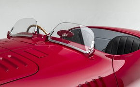 Картинка Ferrari, Classic, Руль, 1947, Classic car, Sports car, Спортивный автомобиль, Ferrari 125 Sport