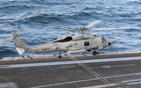 Картинка Вертолет, US NAVY, MH-60R Seahawk