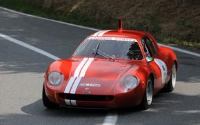 Картинка 1966, Classic car, Abarth, Sports car, Abarth OT 1300