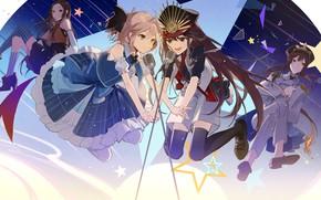 Картинка девушки, Fate / Grand Order, Судьба Ночь схватки