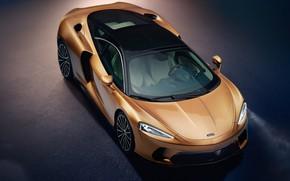 Картинка McLaren, суперкар, 2020, McLaren GT