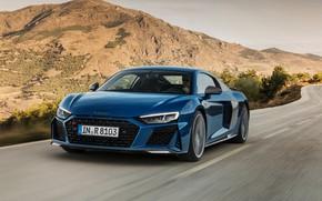 Обои Audi, R8, 2019