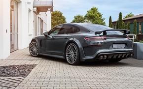 Картинка Porsche, Panamera, 2018, TechArt, Grand GT
