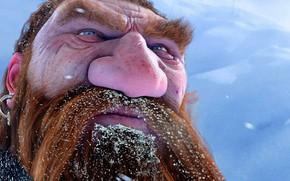 Картинка Гном, World Of Warcraft, Дворф