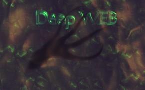 Картинка deep, web, blender3d, blenderrender, giantsquid