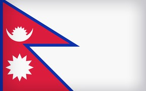 Картинка Flag, Nepal, National Symbol, Flag Of Nepal, Nepal Large Flag