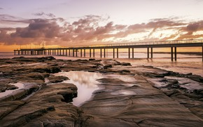 Картинка Australia, Great Ocean Road, Lorne Pier
