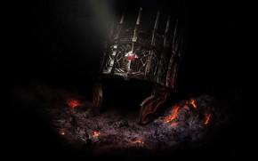 Картинка Dark Souls, Корона, Crown