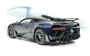 Картинка Bugatti, суперкар, Mansory, гиперкар, Chiron, 2019, Centuria
