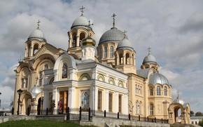 Картинка церковь, храм, Россия, St. Nicholas Monastery