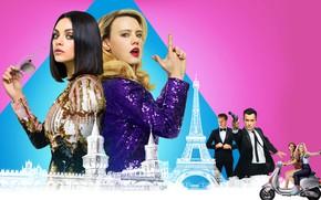 Картинка Girl, City, Paris, Action, Gun, Beautiful, Russia, Black, France, Ben, Men, Girls, Female, The, Guns, ...