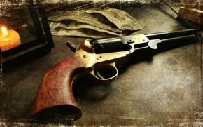 Обои Revolver, Hell on Wheels, Cullen Bohannon, Griswold & Gunnison