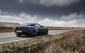 Картинка Aston Martin, вид сзади, 2018, DB11, AMR