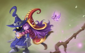 Картинка арт, существа, персонажи, league of legends