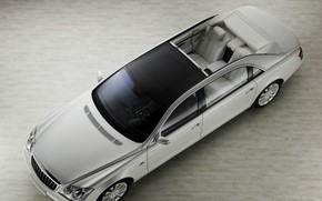 Картинка Maybach, Vehicle, Limousine, Panoramic roof