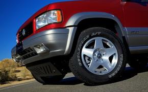 Картинка передняя часть, SUV, Acura, 1997, AWD, 2019, Isuzu Trooper, Super Handling SLX, SLX