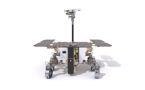 Картинка космос, rover, марсоход, Rosalind Franklin, ExoMars