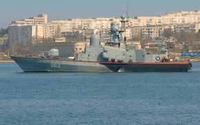 Картинка Севастополь, большой ракетный катер, Шуя