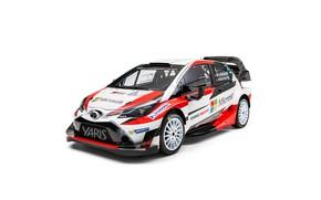 Картинка Toyota, WRC, Yaris