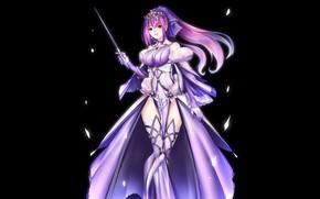 Картинка Caster, Fate / Grand Order, Судьба великая кампания, Scathach Skadi