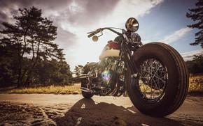 Картинка Harley Davidson, Bike, Harley-Davidson, Motorcycle, Thunderbike, By Thunderbike, Uncle Pan