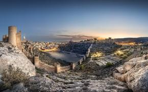 Картинка Andalusia, Almería, El Barranco del Caballar