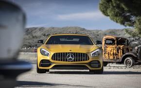 Картинка Mercedes-Benz, AMG, GT R