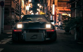 Картинка Tokyo, Japan, Toyota, Cars, Night, Supra, Cat, Concept Art, Gran Turismo, Vehicles, Game Art, Game …