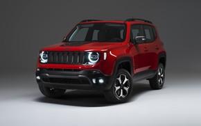 Картинка Jeep, Plug-In Hybrid, Renegade, 2019
