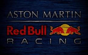 Картинка wallpaper, sport, logo, Formula 1, Aston Martin Red Bull Racing