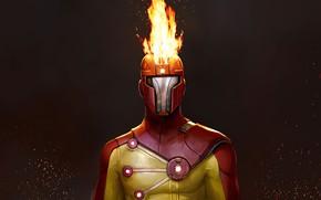 Картинка DC Comics, Firestorm, Injustice 2
