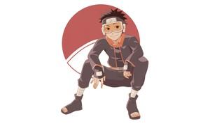 Картинка мальчик, Наруто, Naruto, Обито Учиха
