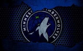 Картинка wallpaper, sport, logo, basketball, NBA, Minnesota Timberwolves