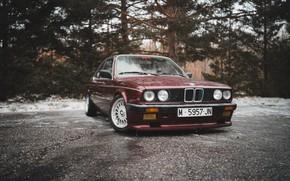 Картинка BMW, EVO, E30, M3
