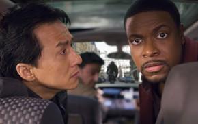 Картинка Jackie Chan, Rush Hour 3, Chris Tucker