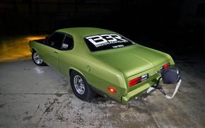 Картинка Race, Plymouth, Muscle car, Duster, Mopar, Vehicle, Dodge Demon